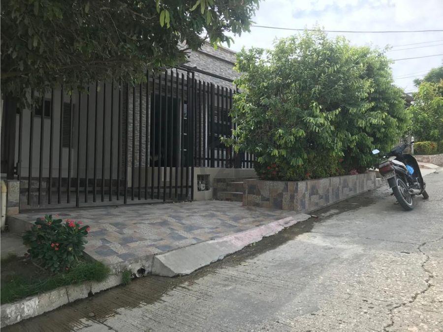 casa en venta urbanizacion la bucaramanga sincelejo