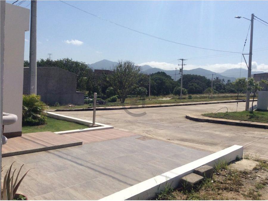 se vende lote 105 mt2 en bonda santa marta colombia