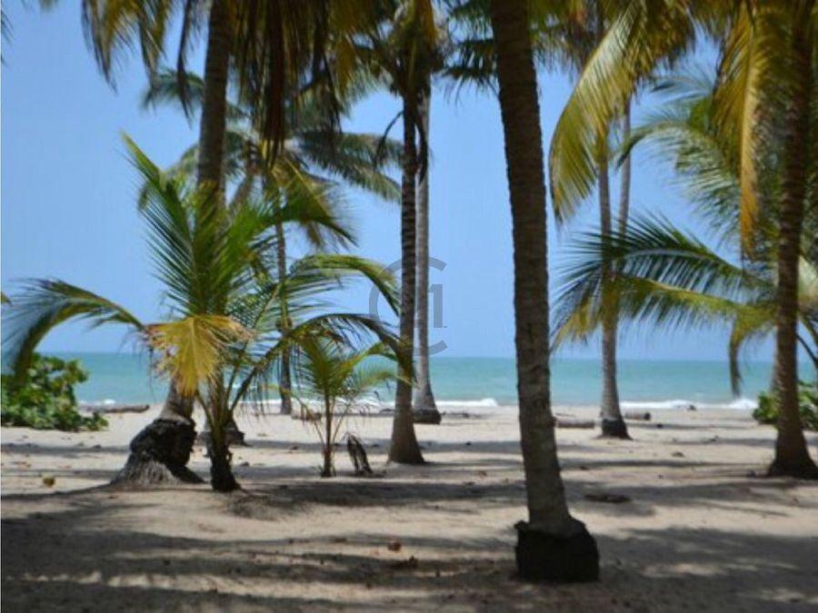 se vende finca de playa 10 ha guajira colombia