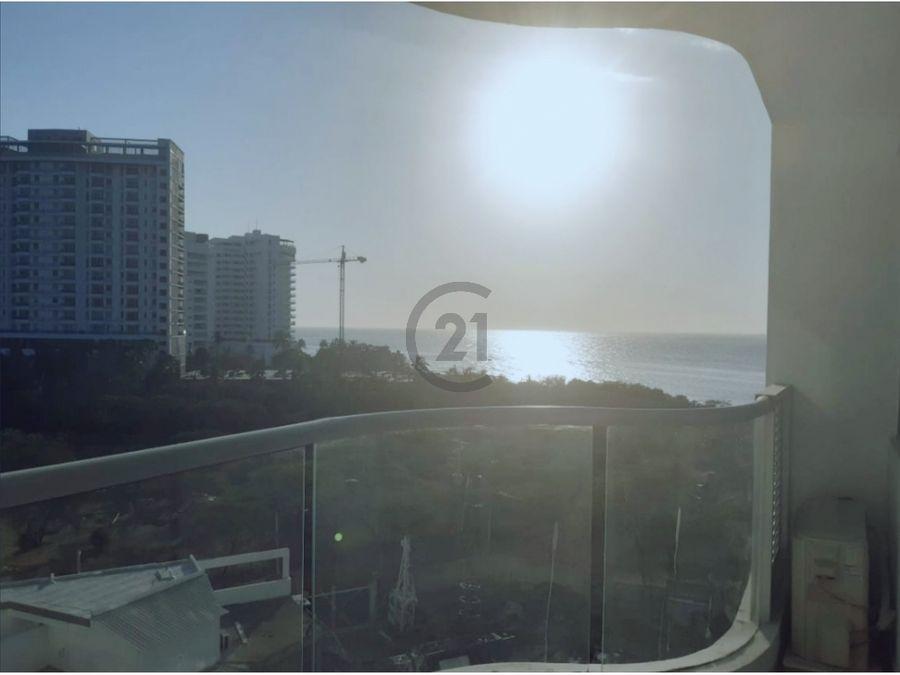 se vende apto 697 mt2 con vista al mar rodadero sur santa marta