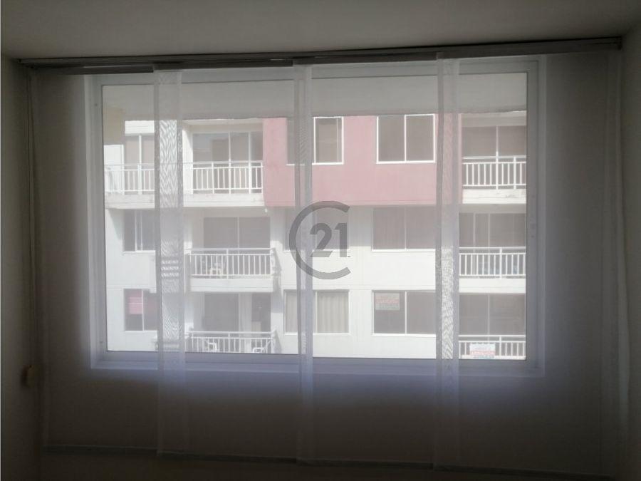 apartamento en arriendo en villa carolina