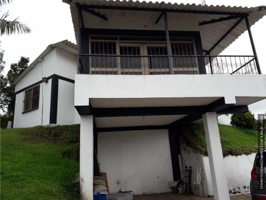 venta casa campestre circasia q