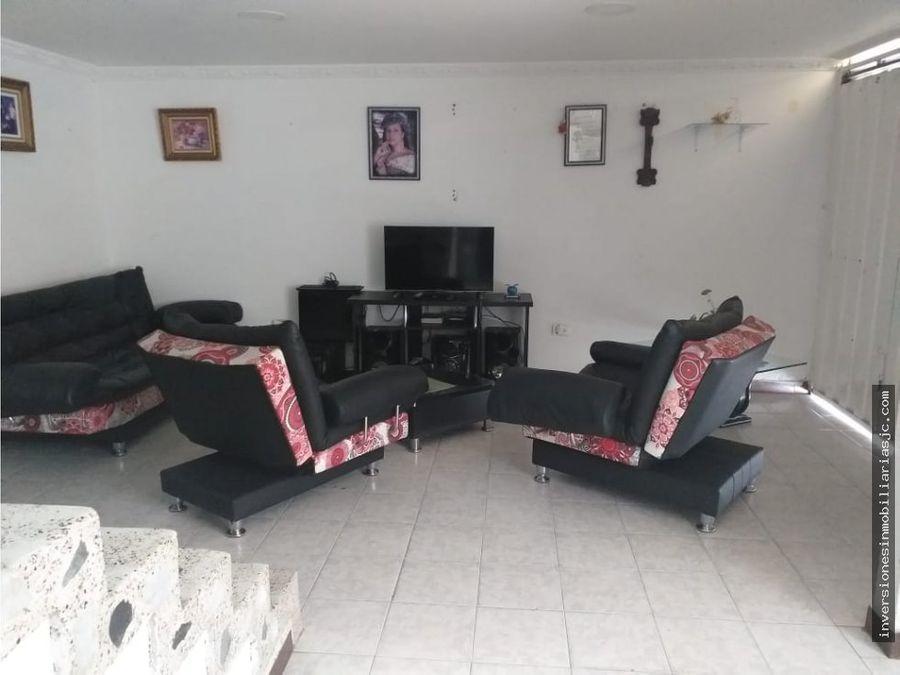 venta casa 2 plantas con garaje sector occidente armenia q