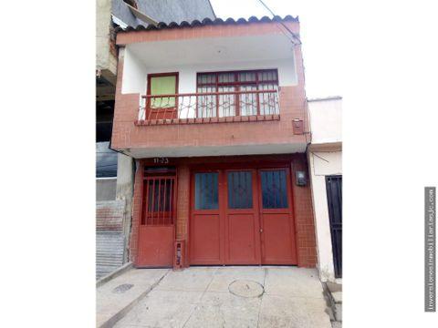 venta casa 2 rentas b galan armenia q