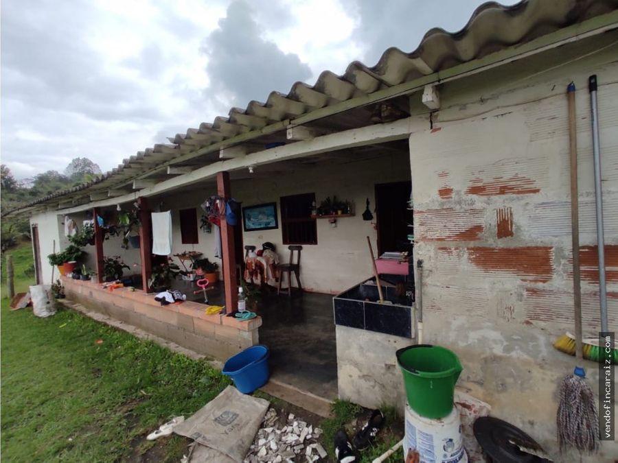 casa lote en rionegro vereda pontezuela