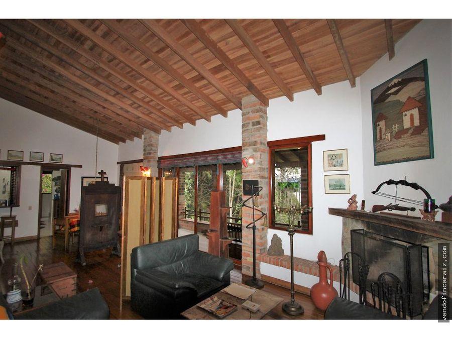 casa finca en venta el retiro antioquia