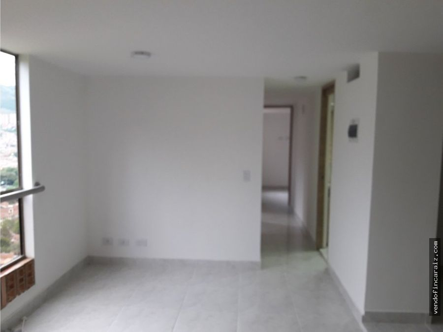 apartamento en bello sector trapiche