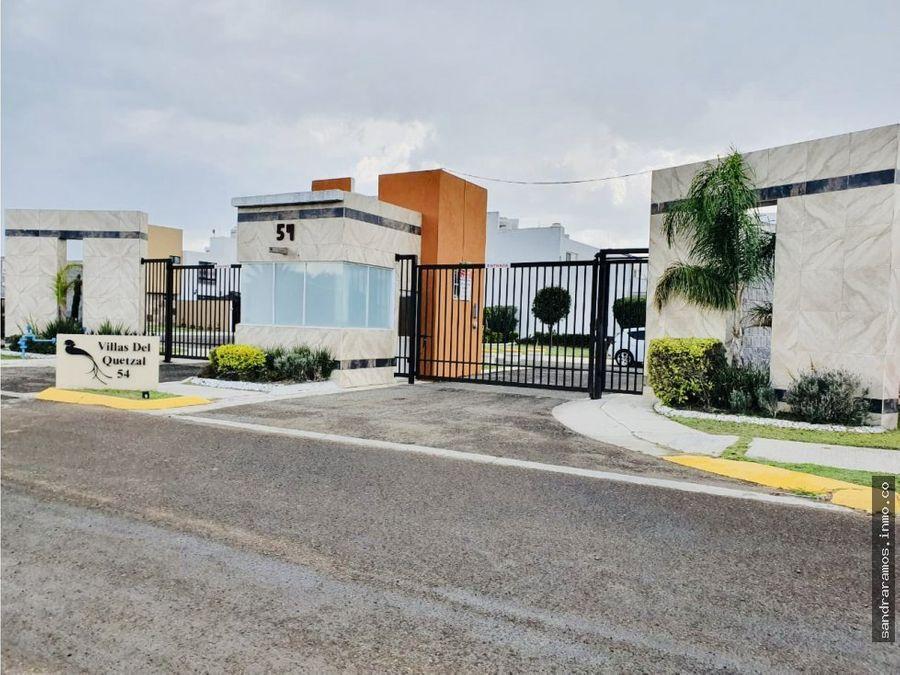 venta de casa residencial santa fe