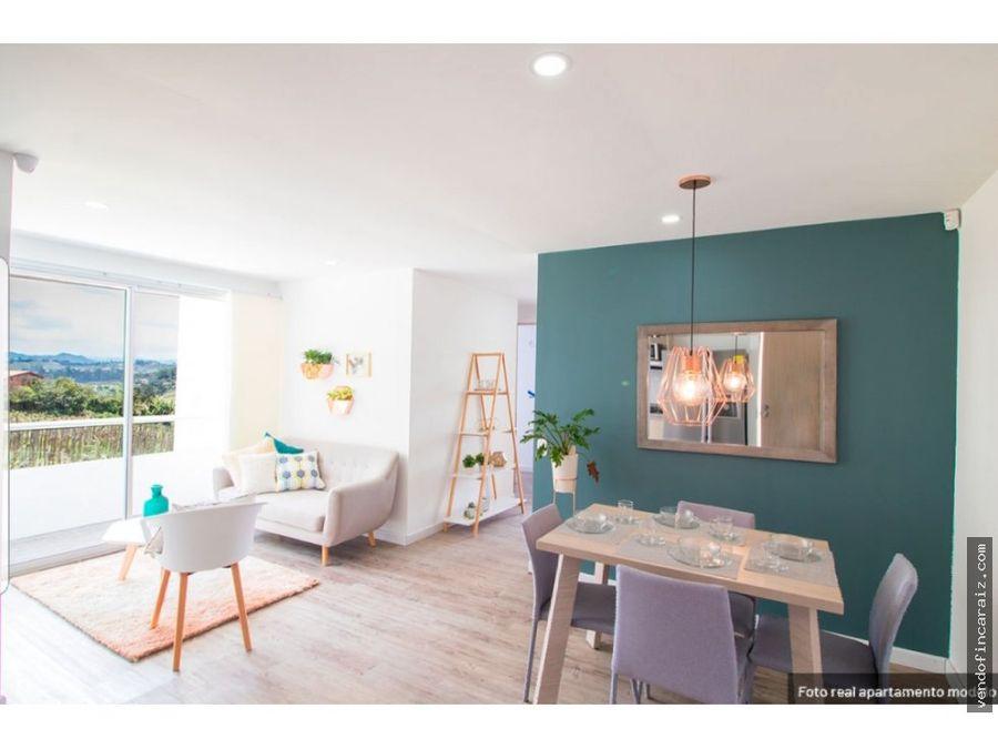 venta de apartamento en marinilla
