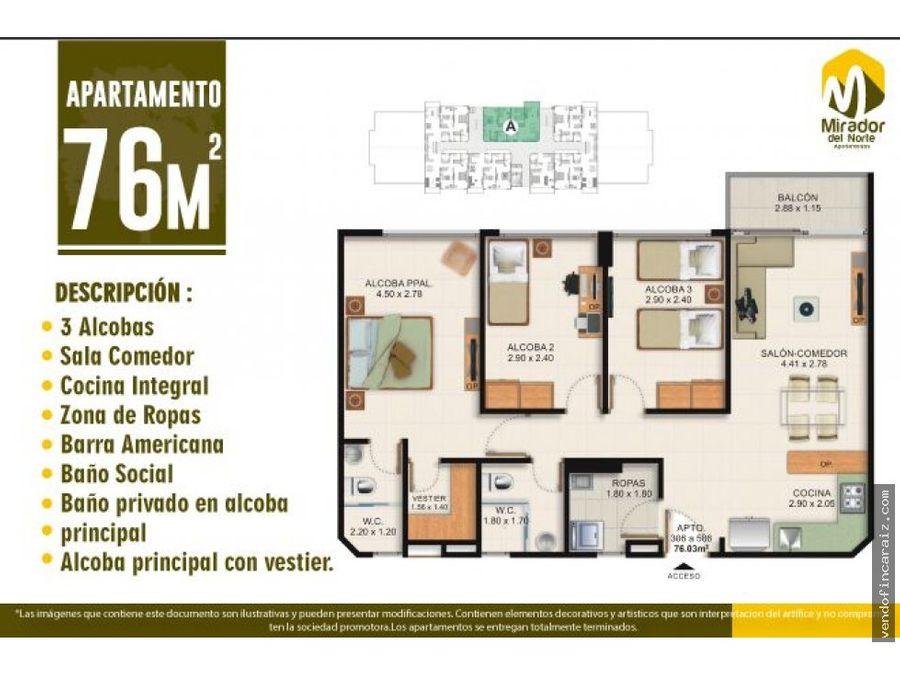 apartamentos en venta copacabana