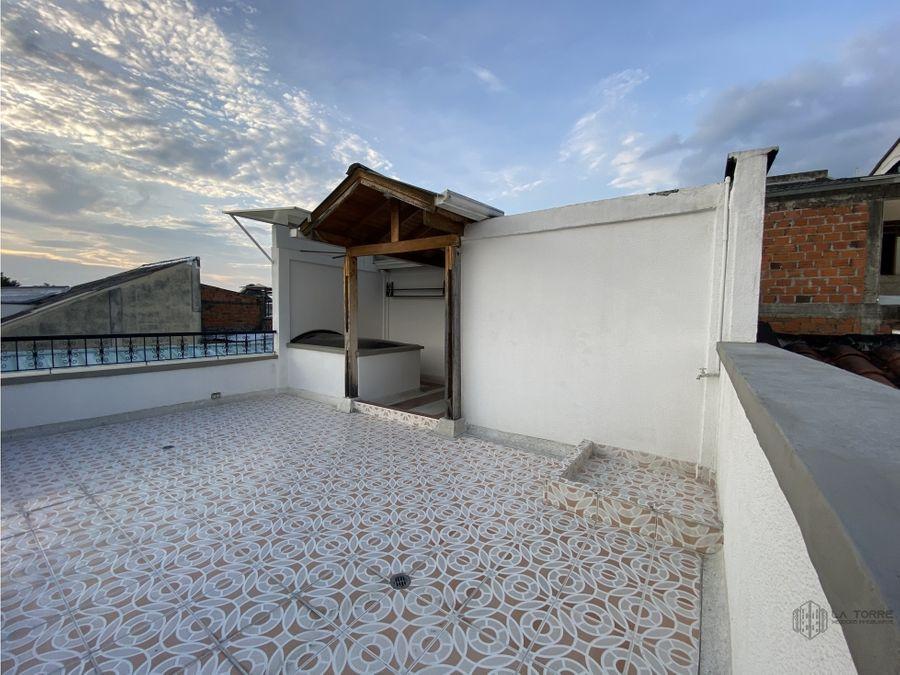 casa para la venta en corales pereira