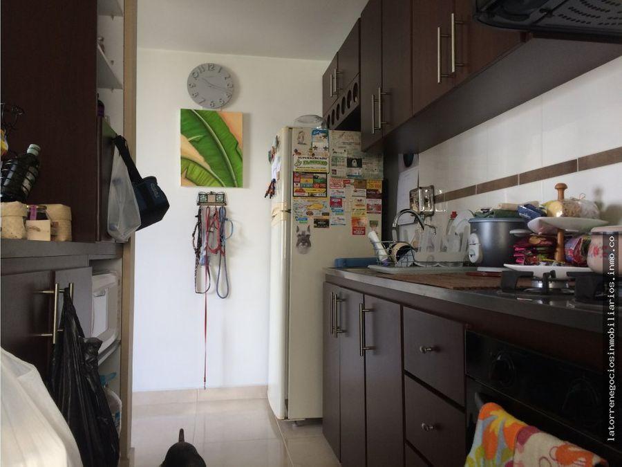 venta de apartamento en la villa pereira