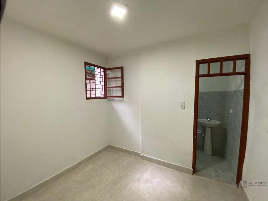 se renta apartamento primer piso en el centro de pereira