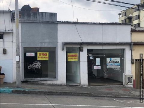 se renta y vende local comercial pereira