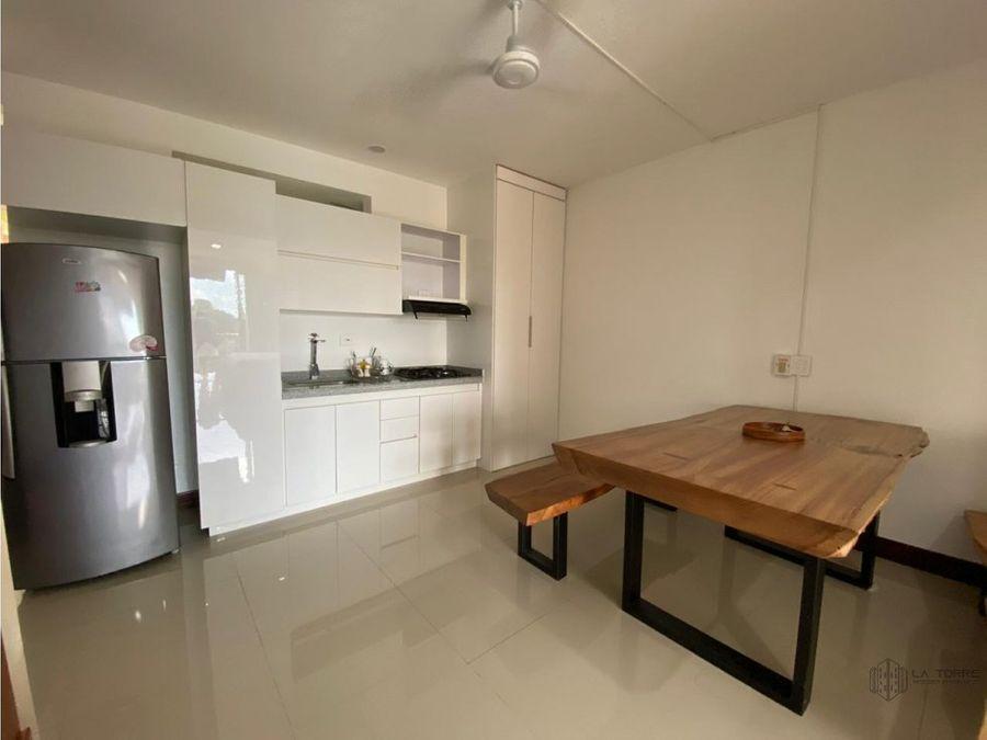 apartamento para la venta en reservas del campestre cerritos