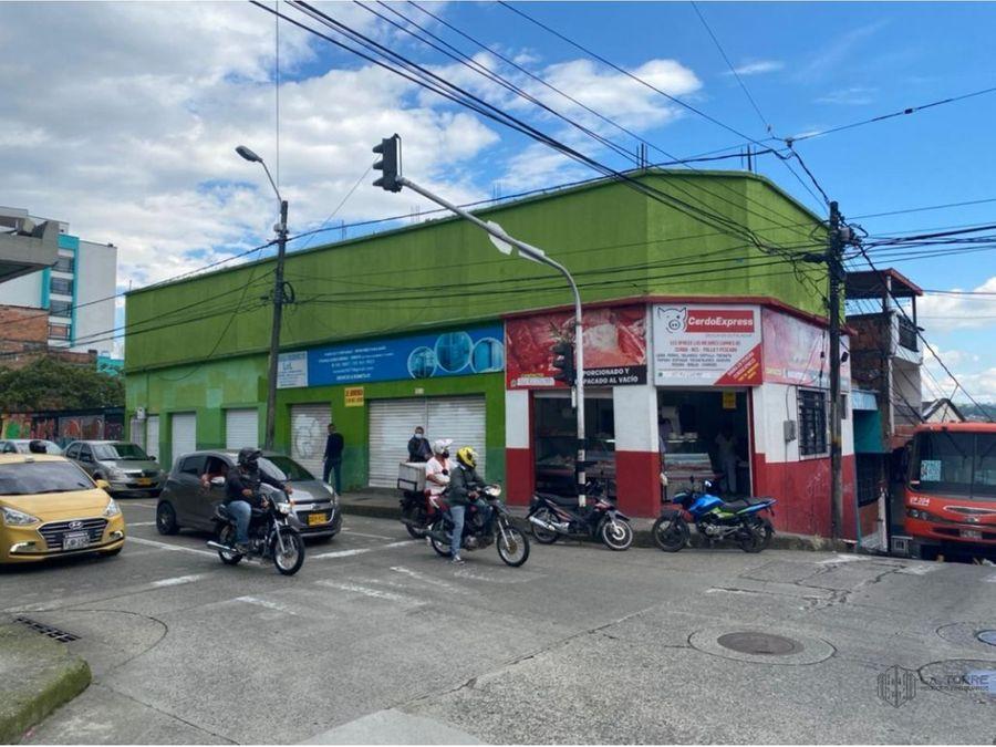 renta local comercial en el centro