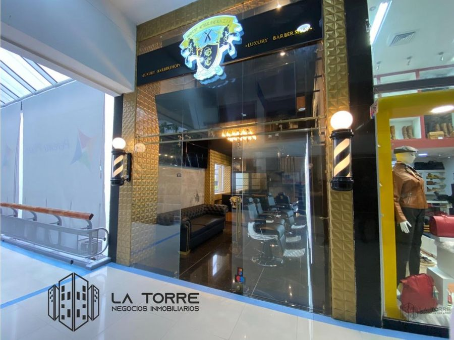 local comercial para la venta barberia