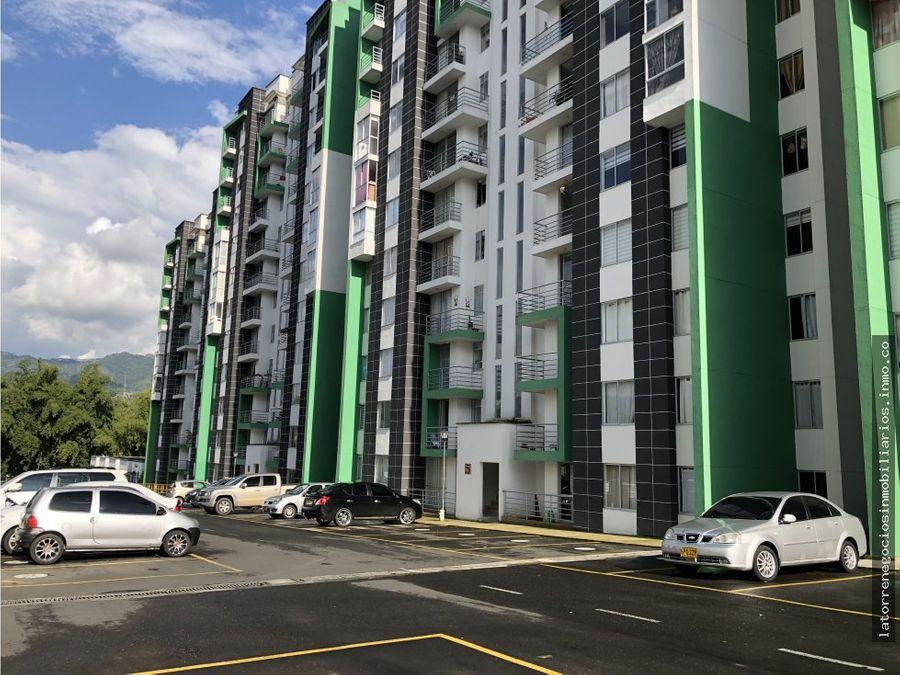 venta de apartamento en senderos de la pradera