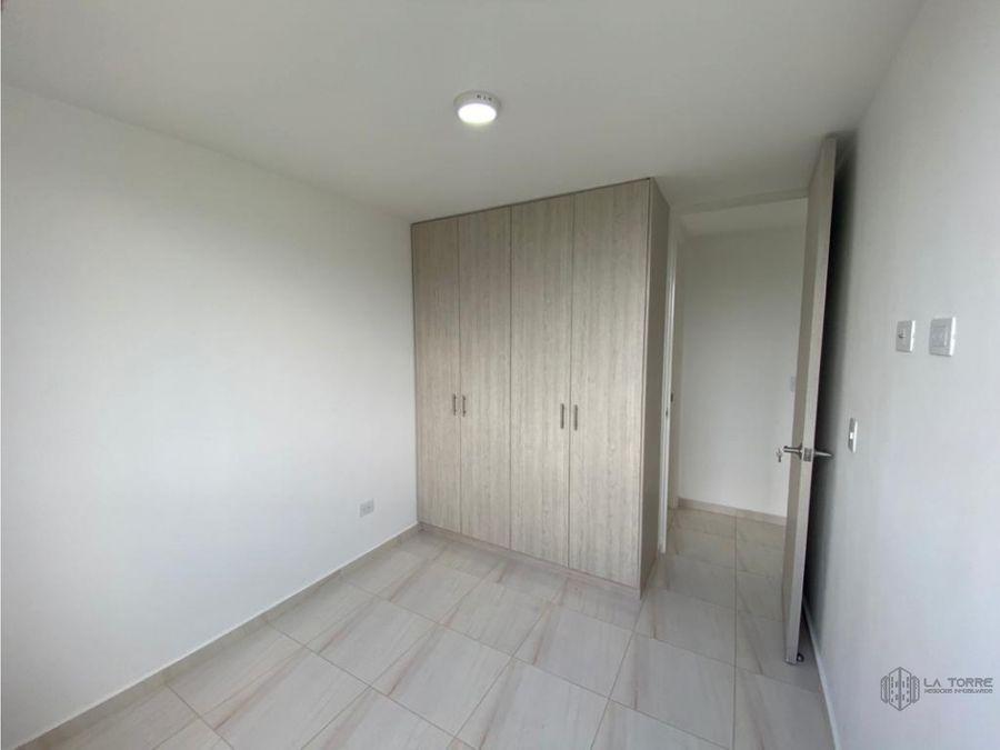 apartamento para la venta en torres de santa marta dosquebradas