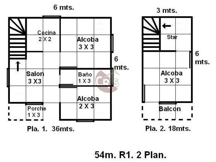 casa prefabricada 54 m2 tienes un terreno o un espacio disponible