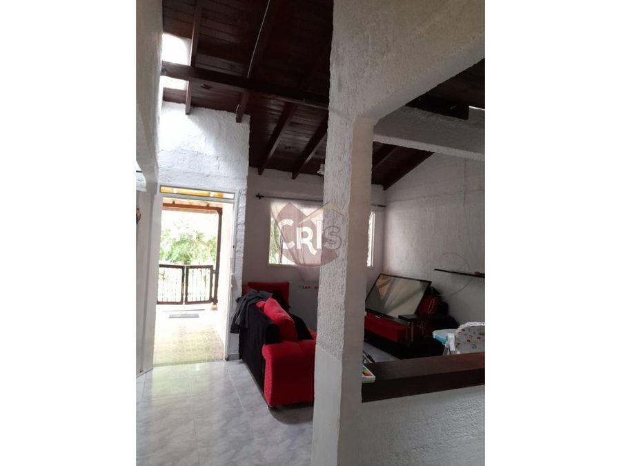 vendo casa en urbanizacion chambranas en calarca quindio