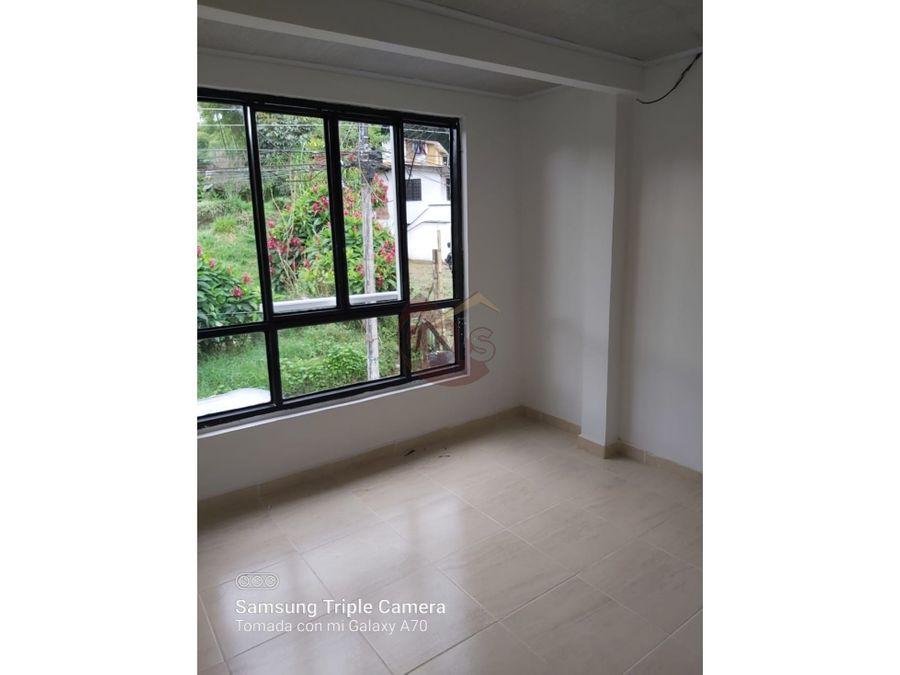 vendo casa de dos pisos independientes en calarca quindio
