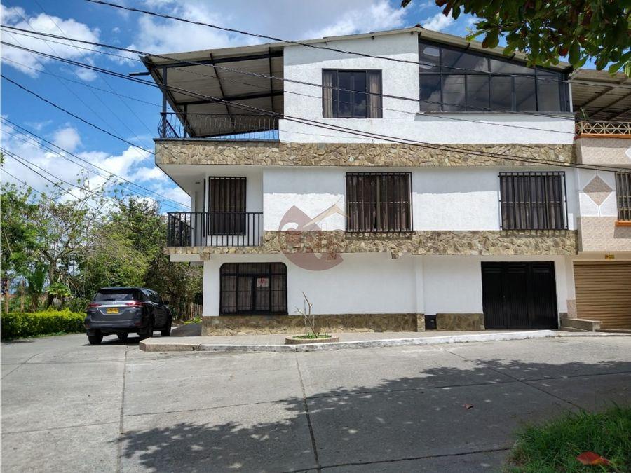 casa en armenia villa de centenario