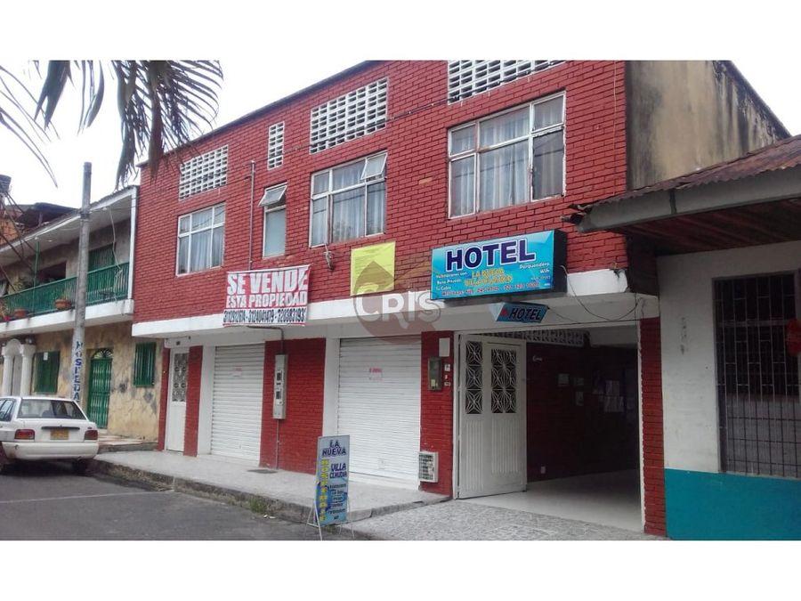casa hotel para la venta en melgar