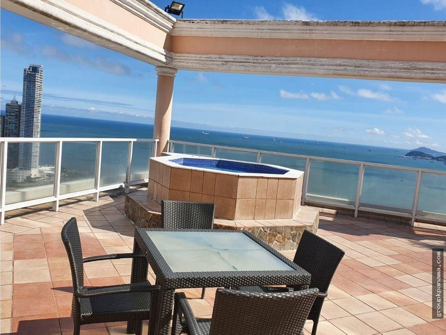 alquiler ph vista del mar 115mts avenida balboa