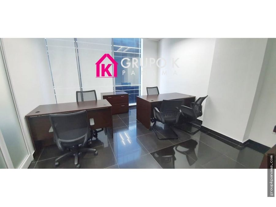 alquilo ph office one 70mts obarrio calle 50