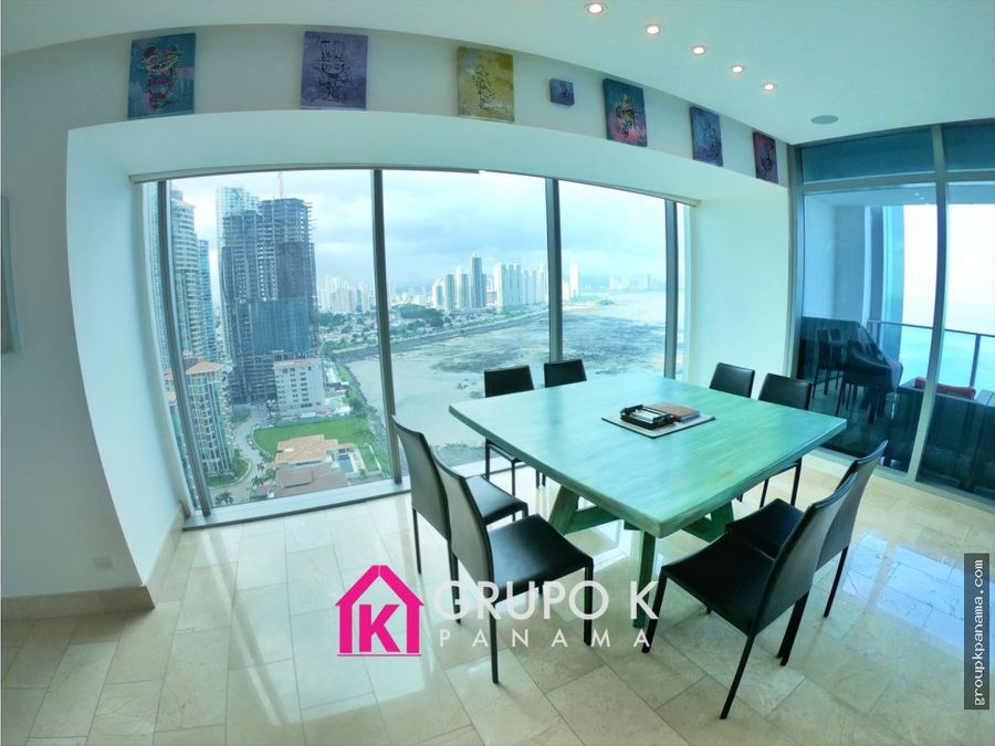 venta ph grand tower 305mts full amueblado