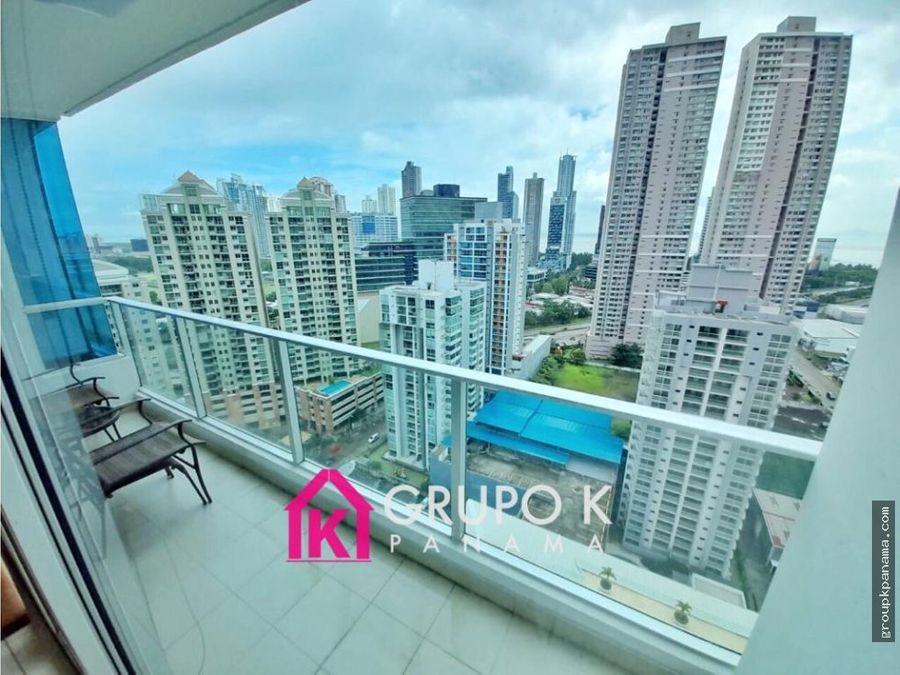alquilo top tower 110mts full amueblado cde