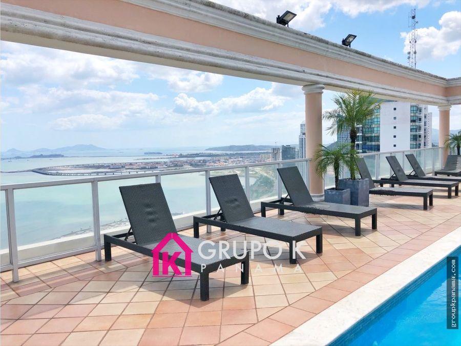 alquiler ph vista del mar 112mts avenida balboa