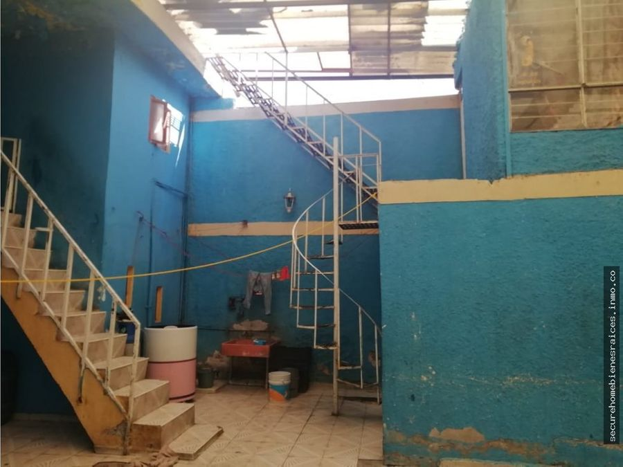 casa en venta en nezahualcoyotl para remodelar