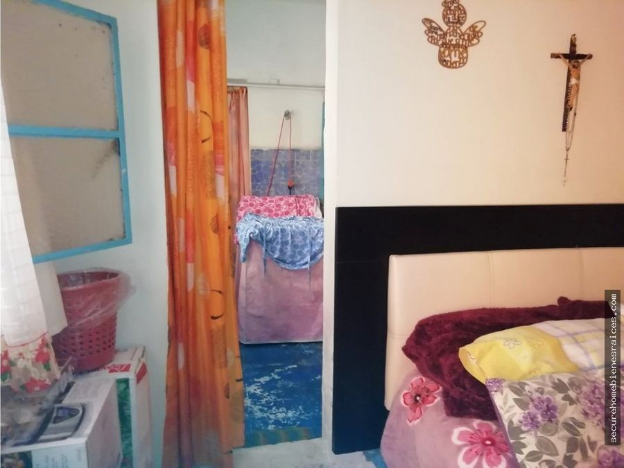 casa en venta en nezahualcoyotl edo mex