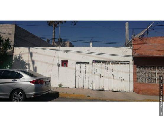 terreno en venta en nezahualcoyotl edo mex