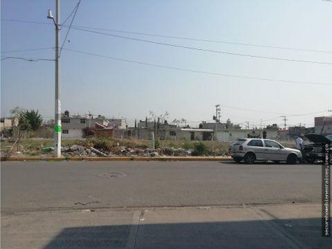 terrenos en venta en chimalhuacan edo mex