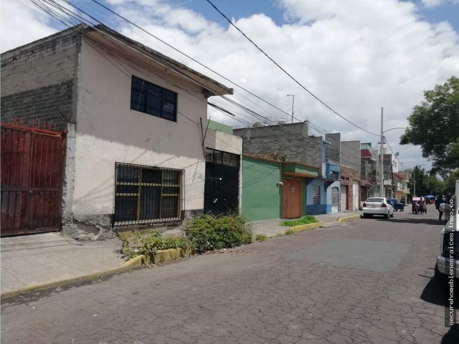 terreno habitacional en venta en nezahualcoyotl