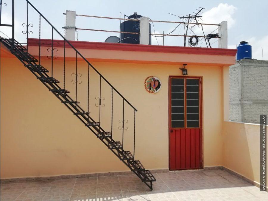casa en venta en santa catarina tlahuac