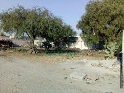 venta de terreno centrico en teltipan de juarez