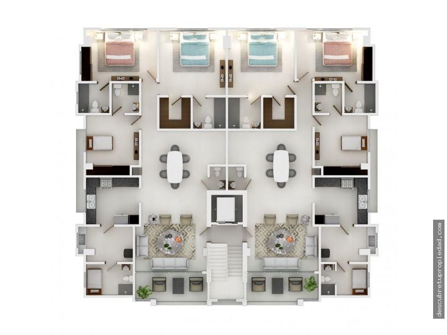 apartamento en construccion mirador sur