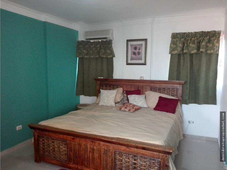 apartamento en juan dolio amueblado