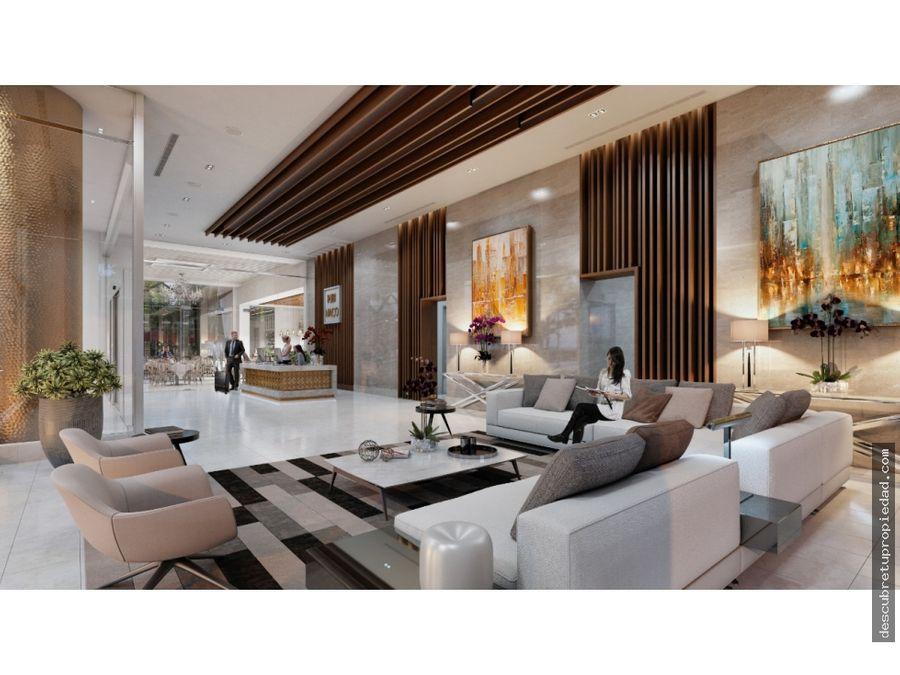 apartamento condo hotel airbnb en naco
