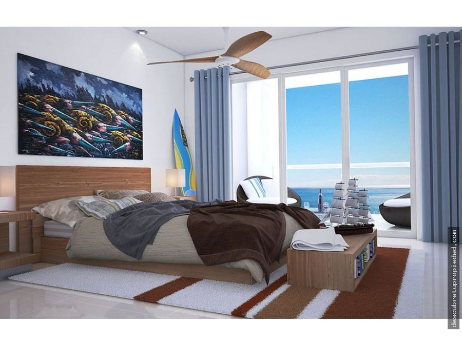 apartamento con vista al mar en juan dolio