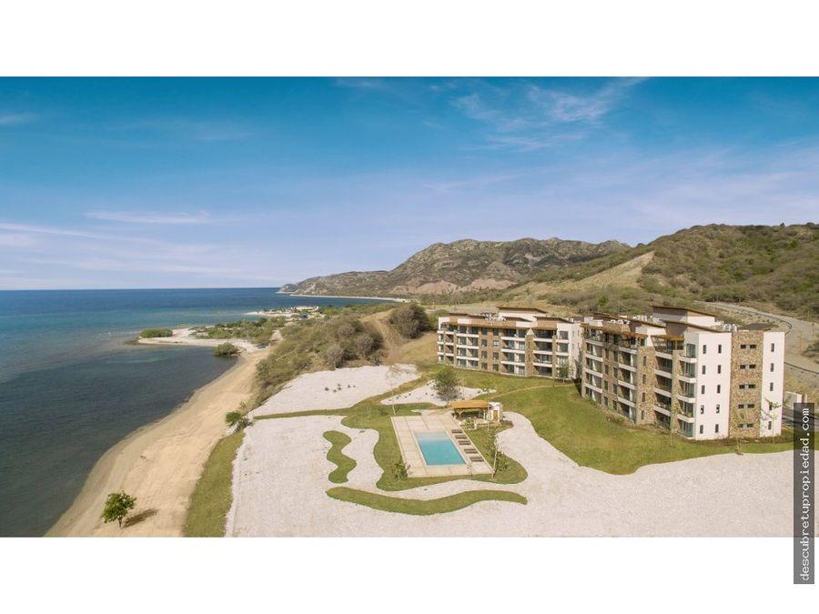 apartamento con playa en bani