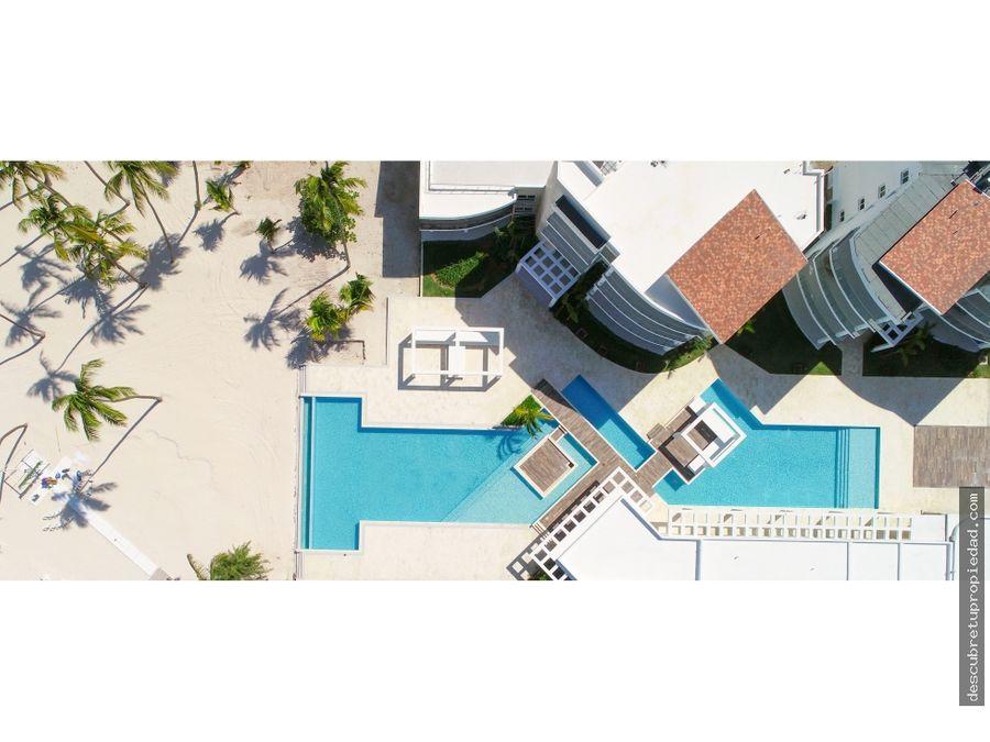 apartamento en playa coral punta cana