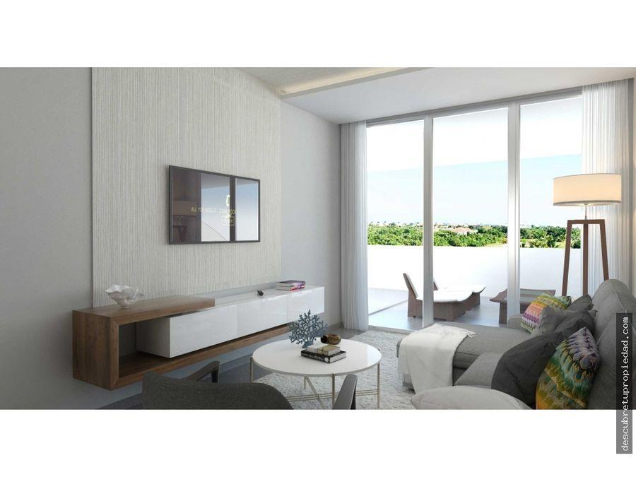 apartamento en cana bay