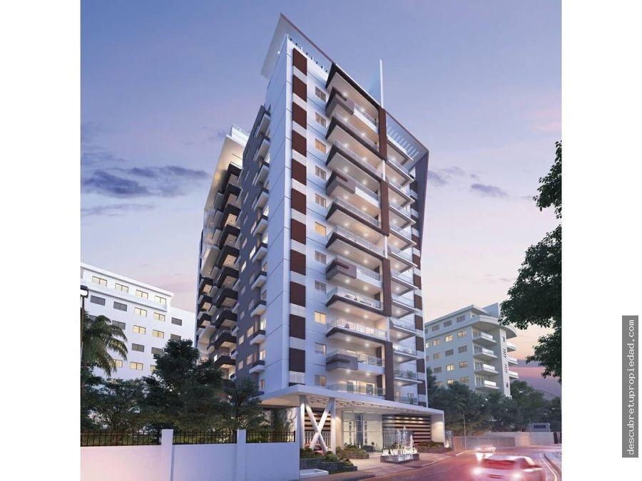 apartamento en urbanizacion real en terminacion