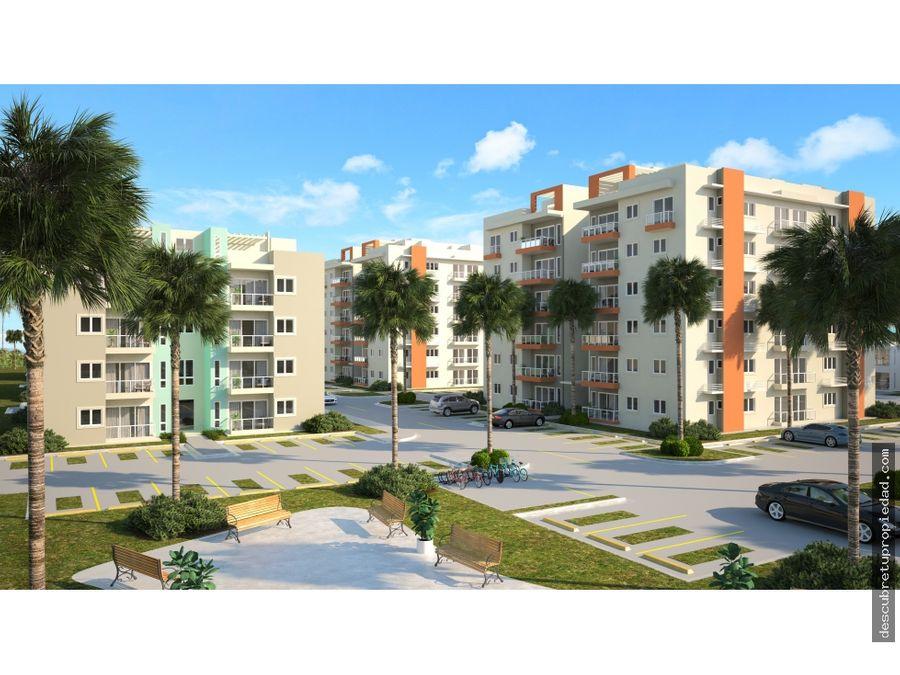 apartamentos construccion en punta cana cr