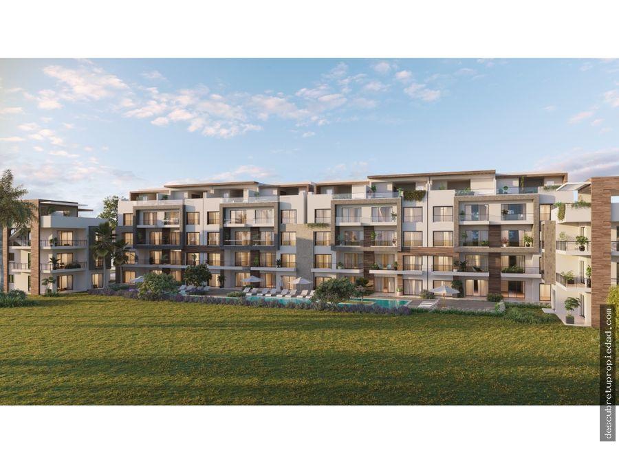 cana bay apartamentos en construccion